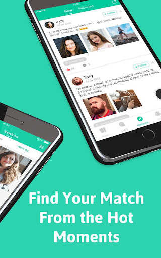 BBW Hookup & Dating App for Curvy Singles: Bustr 2.0.5 screenshots 17