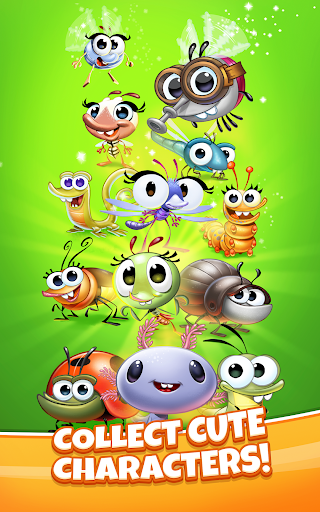 Best Fiends Stars - Free Puzzle Game apktram screenshots 6