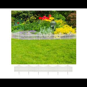 Set 4 bucati gardulet decorativ din plastic, 60.5 x 32.5 cm