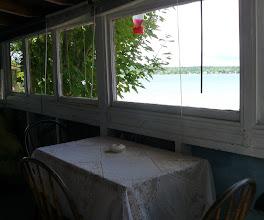 Photo: porch view