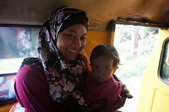 Photo: Angkot (minibús) de Ketapang a Banyuwangi