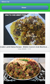 Download arabic food recipes by world recipes apps apk latest arabic food recipes by world recipes apps poster forumfinder Images