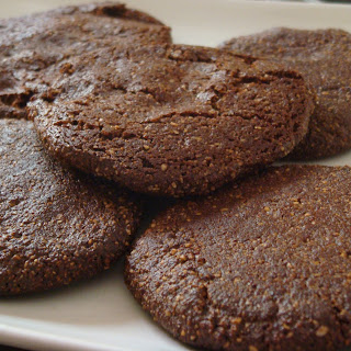 Chocolate Cookies (With Almond Flour).