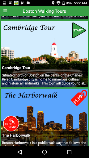 Boston Walking Tours screenshot 2