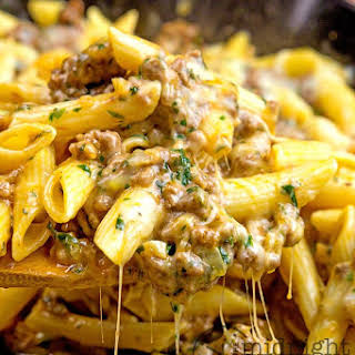 Skillet Pasta Ground Beef Recipes.