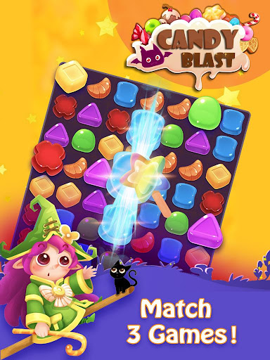 Candy Blast 2.3.0 screenshots 6