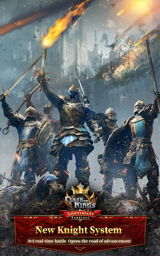 Clash of Kings : Newly Presented Knight System filehippodl screenshot 6