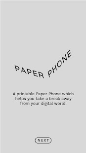App Paper Phone APK for Windows Phone