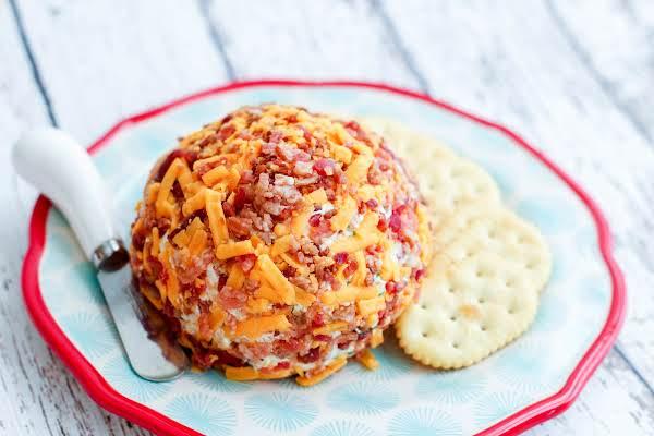 Bacon Cheese Ball Recipe