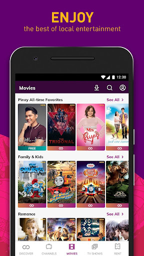 HOOQ - Watch Movies, TV Shows, Live Channels, News screenshot 3