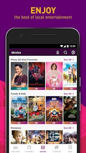 HOOQ – Watch Movies, TV Shows, Live Channels, News App Download For Android and iPhone 4