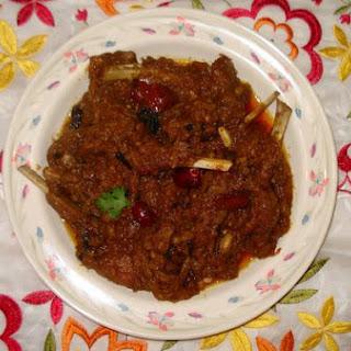 Punjabi Mutton Stew