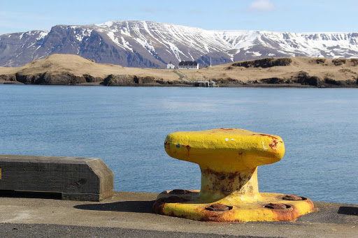 Iceland-Reykjavik-Videy-Island2.jpg - Enjoy a short trip with the Elding ferry service from Reykjavik to the lovely island of Videy,