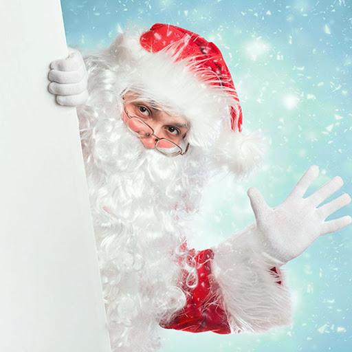 산타 클로스라이브 배경 화면
