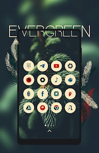 Evergreen – Icon Pack v2.0.0 [Patched] 1