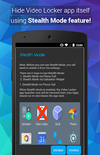 App Video Locker - Hide Videos APK for Windows Phone