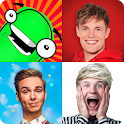 Youtuber Logo Quiz - Guess the Youtuber icon