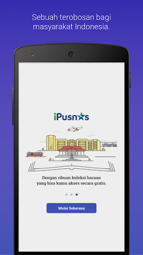 iPusnas for PC