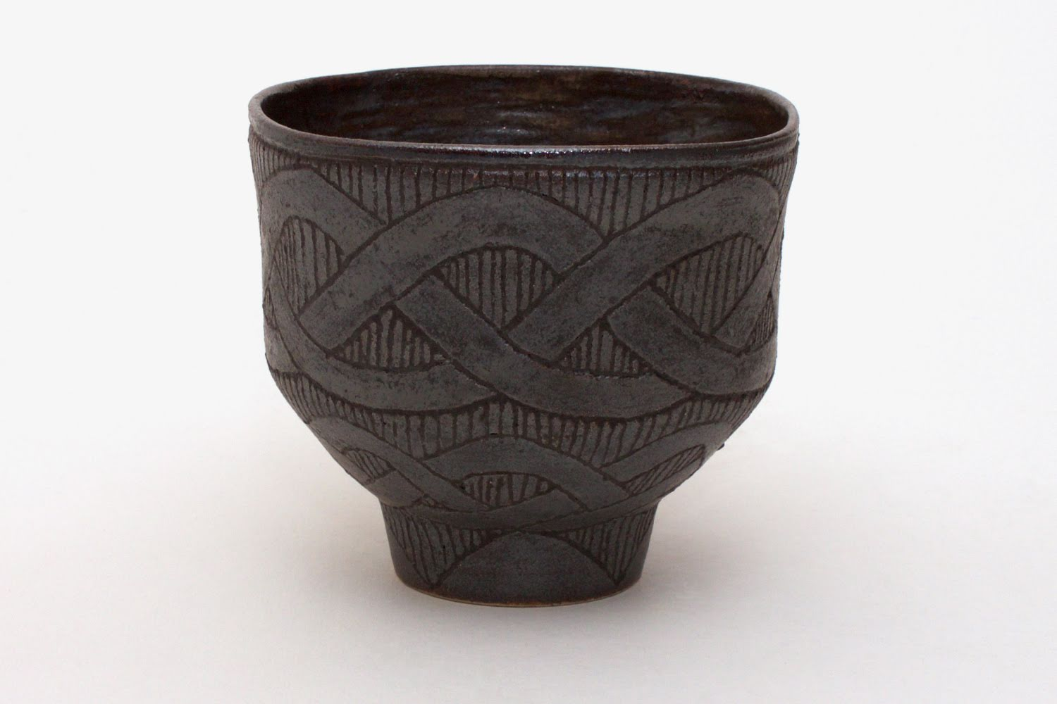 Chris Carter Ceramic Tea Bowl 031