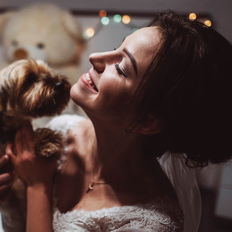 Wedding photographer Ira Bondar (bondariren). Photo of 01.01.2018