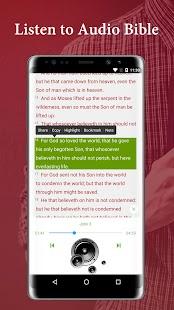 Bible: Daily Verses, Prayer, Audio Bible, Devotion - náhled