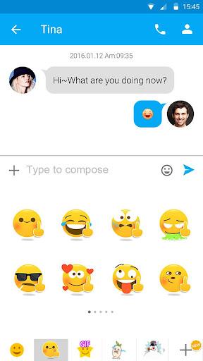 免費下載個人化APP|FREE - GO SMS FINGER STICKER app開箱文|APP開箱王