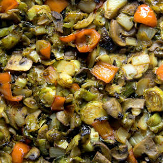 The Ultimate Roasted Vegetables.
