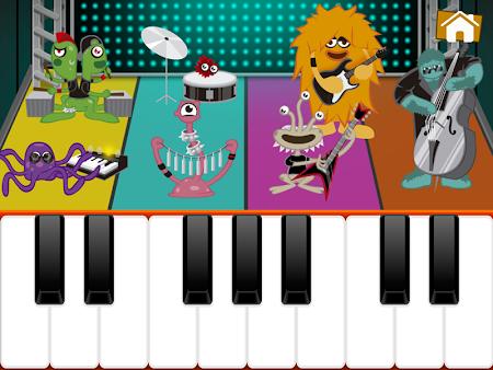 Kids Piano Melodies 3.0 screenshot 2083325