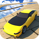 Cars Mega Stunts Chase: extreme gt racing drive icon