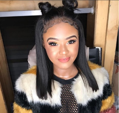 Babes Wodumo's father said he was not aware of the claims made by Masechaba.