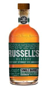 Logo for Russell's Reserve Single Barrel