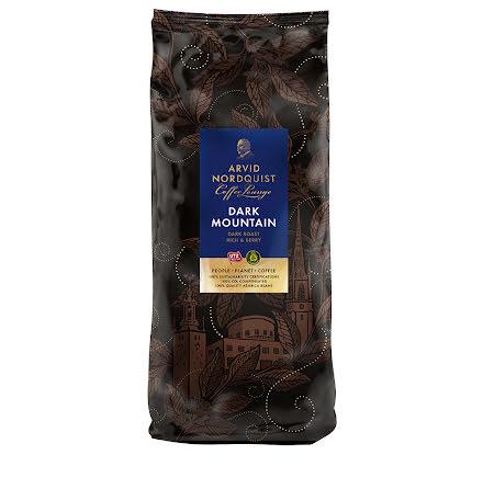 Kaffe Dark mountain 6x1000g