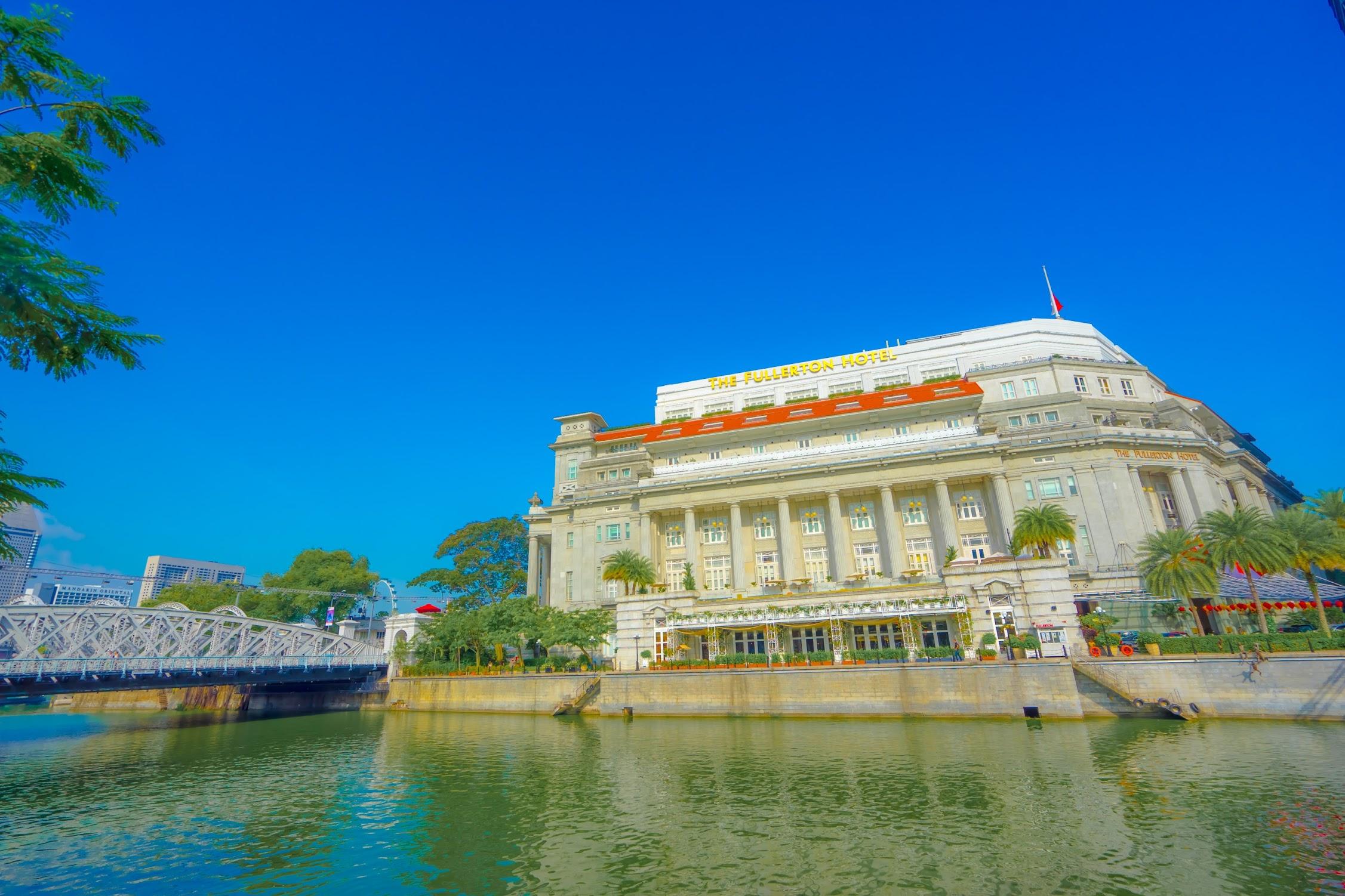 シンガポール フラトン・ホテル1