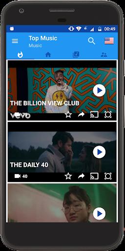 !¡Ads Free¡! Music YouTube - Float Screen-Off Mode 3.6 screenshots 1