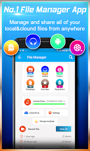 File Manager Pro 2019 1.0.0