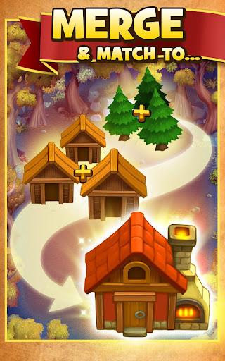 Robin Hood Legends u2013 A Merge 3 Puzzle Game 2.0.2 screenshots 1