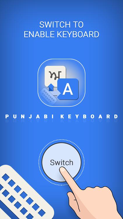 Punjabi Keyboard : Easy Punjabi Typing – (Android