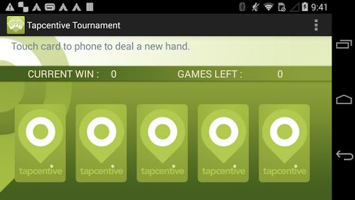 Tapcentive Tournament