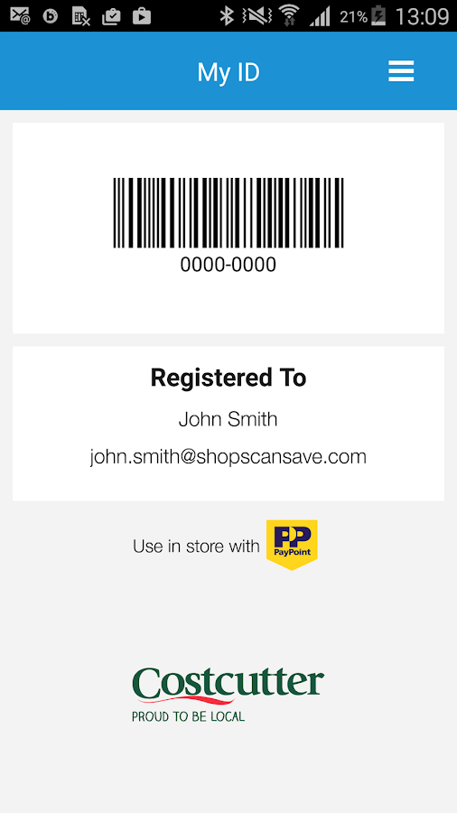 Shop Scan Save- screenshot