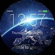 Earth Lock Screen