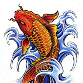 FISH TATTOO Wallpapers v2