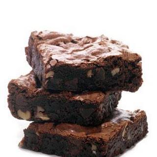 Mocha-Walnut Brownies