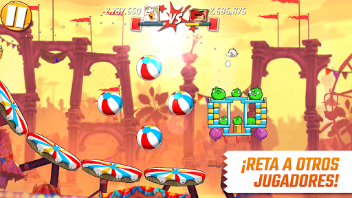 Angry Birds 2  trampa 3