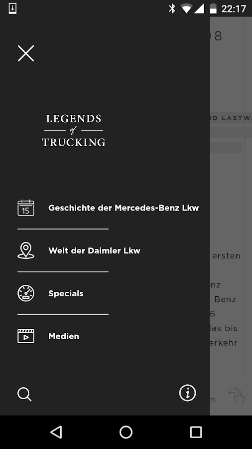 Legends Of Trucking- screenshot