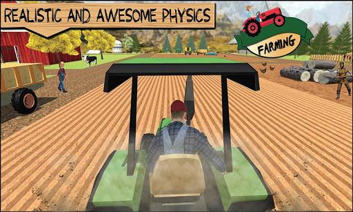 USA Farming Sim 19  trampa 3