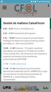 Congreso FOL. Barcelona 2017 - náhled
