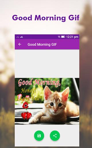 Good Morning GIF 7.0 screenshots 2