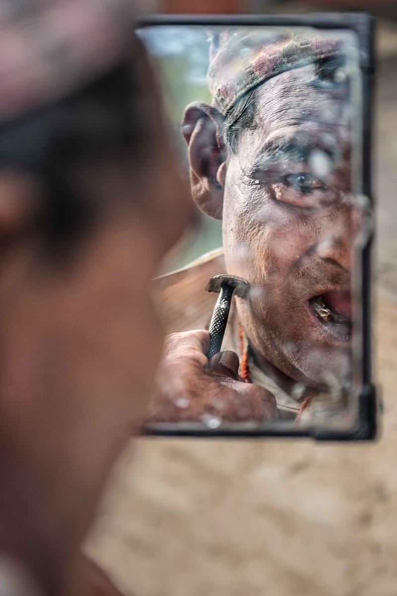 La rasatura di Roberto Pazzi Photography