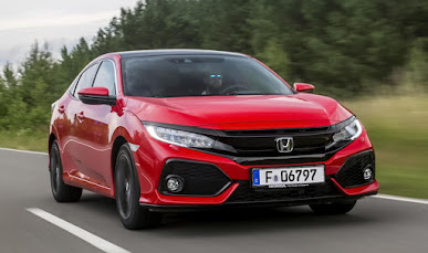 Honda's diesel Civic bucks the trend