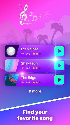 Music Tiles 4 - Piano Game 1.07.01 screenshots 2